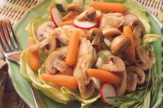 Saladmaster Recipe Chicken and Mushroom Provencal