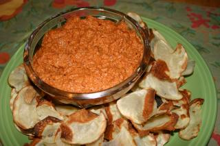 Saladmaster Healthy Solutions 316 Ti Cookware: Light Romesco Dip