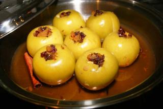 Saladmaster Healthy Solutions 316 Ti Cookware: Spicy Baked Apples