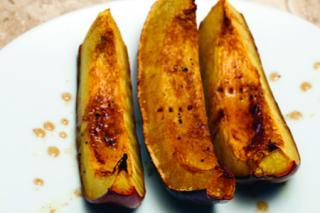 Saladmaster Recipe Maple Glazed Acorn Squash Marni Wasserman