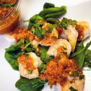 Saladmaster Recipe Beer-Steamed Shrimp & Romesco Sauce