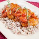 Catalina Chicken Thighs, easy chicken recipe, chicken thighs