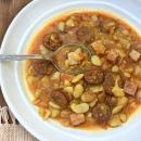 Chorizo, Stew, bean, Spanish, winter, soup