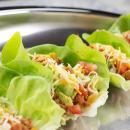 Healthy lettuce wraps, Southwestern lettuce wraps, lettuce wraps, lettuce tacos, easy