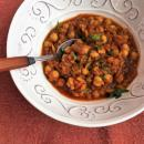 Masala, chickpea, winter, soup, squash, vegetarian