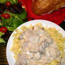 Saladmaster Healthy Solutions 316 Ti Cookware: Russian Beef Stroganoff