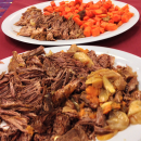 Saladmaster Recipe Traditional Roast by Pete Updike