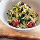 Fresh summer salad perfect for any barbecue or gathering