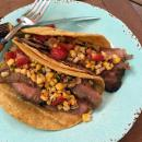 Saladmaster Mexican recipe for soft fajita steak tacos
