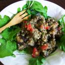 Saladmaster Recipe French Lentil & Eggplant Salad