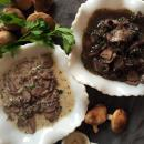 Saladmaster Recipe Red Wine Mushroom Sauce  (2 Ways)