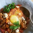 Saladmaster Recipe Shakshuka with Eggplant