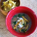 Saladmaster Recipe White Bean & Vegetable Chili by Cathy Vogt