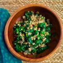 sorghum pilaf recipe, hemp seed recipes