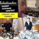 Saladmaster Cookware Contest
