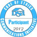 DSA Code of Ethics Communication Initiative Participant 2012