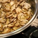 Wild Mushroom Barley Risotto