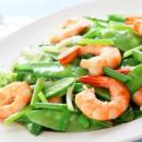 Saladmaster Recipe 316Ti Shrimp and Snow Peas