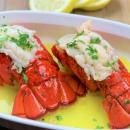 lobster, sauce, butter, garlic, honey, seafood, fish, wine