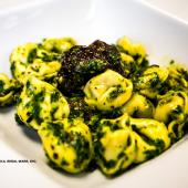 Saladmaster Recipe Tortellini in Pesto Sauce