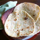 Saladmaster Recipe East African-Style Chapati Bread by Cathy Vogt