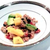 Saladmaster Black Bean Quinoa Mexican Healthy Recipe