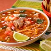 Saladmaster Healthy Solutions 316 Ti Cookware: Chicken and Lime Soup