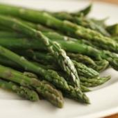 Saladmaster Healthy Solutions 316 Ti Cookware: Steamed Asparagus