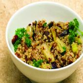 Saladmaster 316Ti Recipe Quinoa and Porcini Mushroom Salad Marni Wasserman