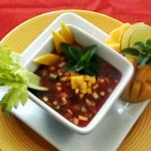 Saladmaster Recipe Mango Gazpacho