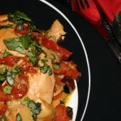 Saladmaster Healthy Solutions: Mediterranean Chicken in Sun-Dried Tomato Sauce