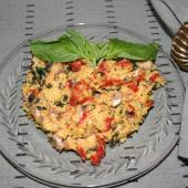 Saladmaster Recipe Sunny Italian Polenta