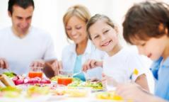 Eating Habits Start in Childhood