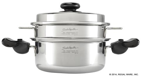 Vapor Cooking Basics For Your Saladmaster Culinary Baskets