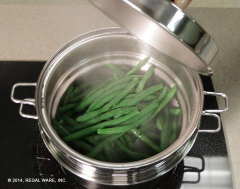 Blanching For Freezing Fresh Vegetables Saladmaster Recipes