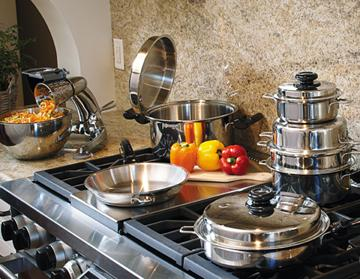 An Introduction To Your Saladmaster Cookware Saladmaster