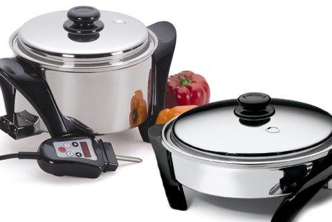 Important Safeguards For Saladmaster Electrical Appliances
