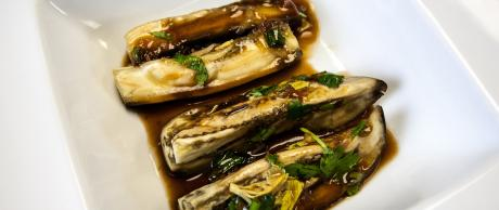 Saladmaster Recipe Eggplant with Zesty Dressing