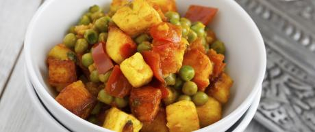 Saladmaster Recipe Healthy Chili Paneer