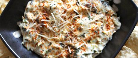 Saladmaster Healthy Solutions 316 Ti Cookware: Spinach Artichoke Dip