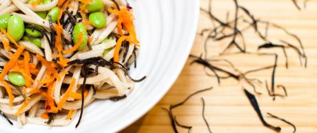 Saladmaster Healthy Solutions 316 Ti Cookware and: Arame Soba Noodle Salad by Marni Wasserman