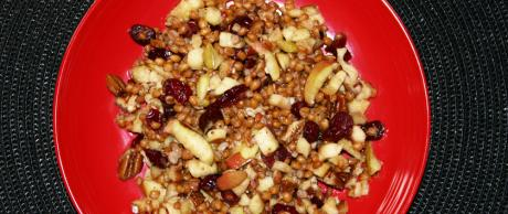 Wheat Berry & Tangy Fruit Salad