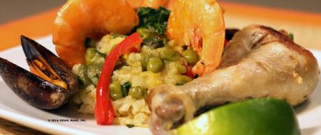 Saladmaster Recipe Paella