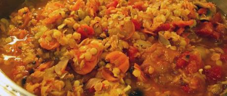 Saladmaster 316Ti Recipe Lentil Vegetable Stew