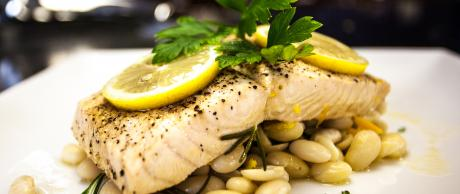 Saladmaster Salmon Recipe with White Beans