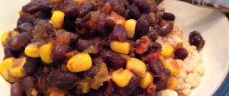 Saladmaster Healthy Solutions 316Ti Cookware: Yes-You-Can Black Bean Chilli