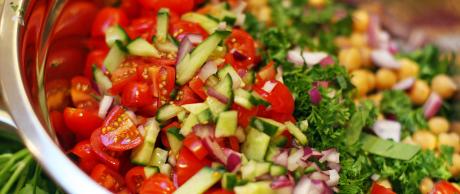 Quinoa Tabbouleh Salad | Saladmaster Recipes