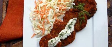 Saladmaster Recipe Tuna Potato Patties