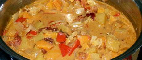 Saladmaster Recipe West African Mafé