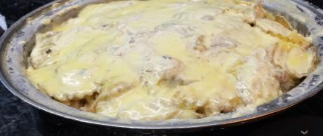 Saladmaster Recipe Baked Chicken in White Sauce